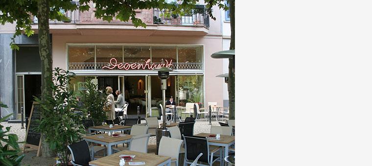 Innenarchitektur bar cafe degenhardt in wiesbaden for Innenarchitektur 50er