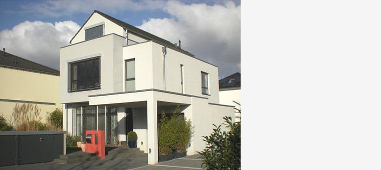 Architekt Mainz architektur wohnhaus gonsbachterrassen in mainz architekt für