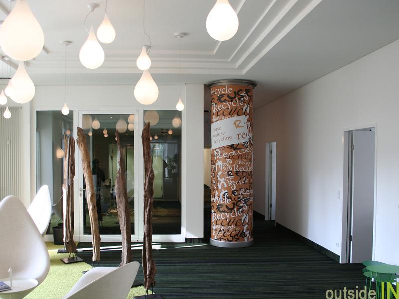 Referenzprojekte interior design und innenarchitektur for Innenarchitektur frankfurt