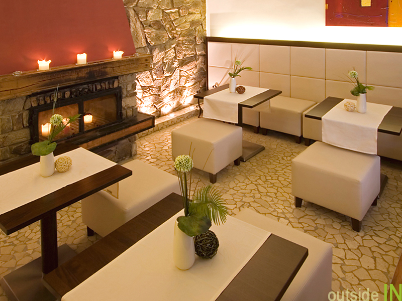 Gastronomie und restaurant design innenarchitektur und for Design innenarchitektur