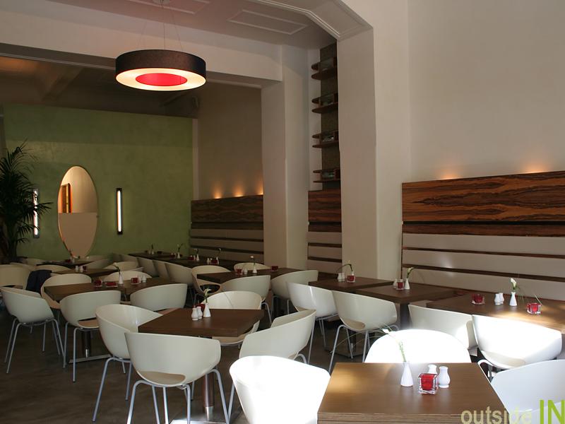 Gastronomie und restaurant design innenarchitektur und for Gastronomie innenarchitektur