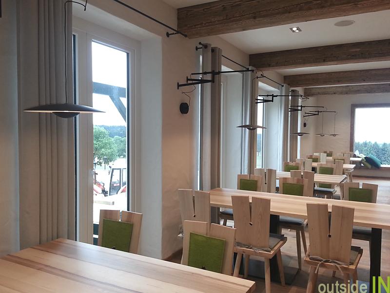 Gastronomie und restaurant design innenarchitektur und for Design hotel wiesbaden