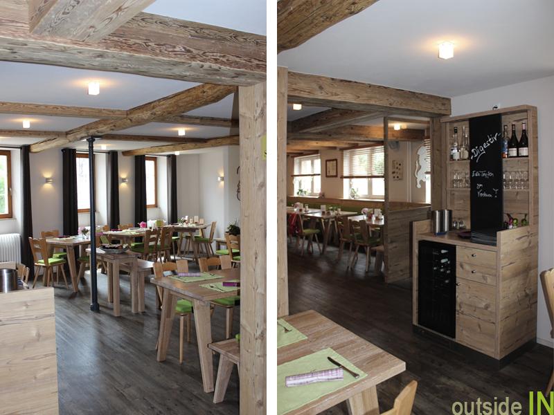 Gastronomie und restaurant design innenarchitektur und for Quadrat innenarchitektur